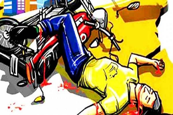 মানিকগঞ্জে সড়ক দুর্ঘটনায় দু'মোটর সাইকেল আরোহী নিহত : আহত-১